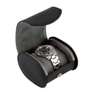 Heiden Single Traveler Watch Case