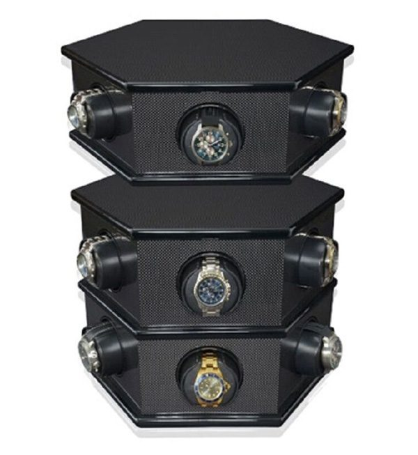 Orbita Carolo 6 Automatic Rotorwind Stackable Watch Winder
