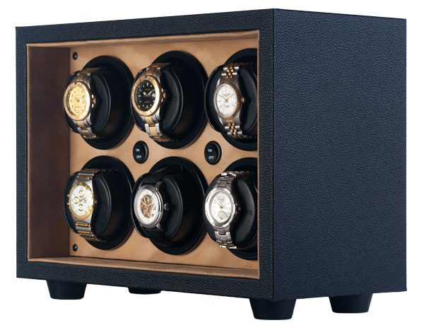 Orbita In-Safe 6 Automatic Watch Winder