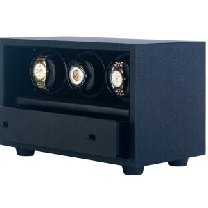 Orbita InSafe Triple Automatic Watch Winder Black