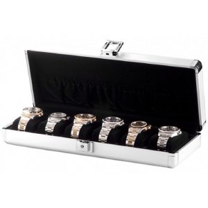 Orbita Lugano 6 Aluminum Travel Watch Case