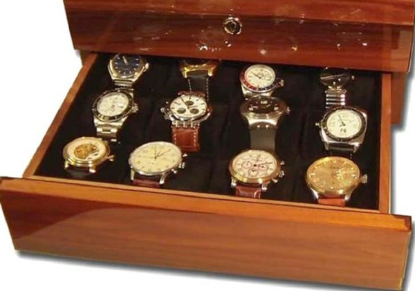 Orbita Siena 3 Triple Automatic Watch Winder